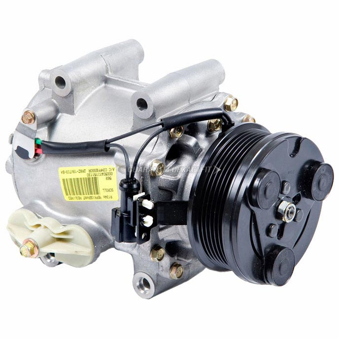 Lincoln LS Used AC Compressor Fits Ford Thunderbird Jaguar S-Type 77549
