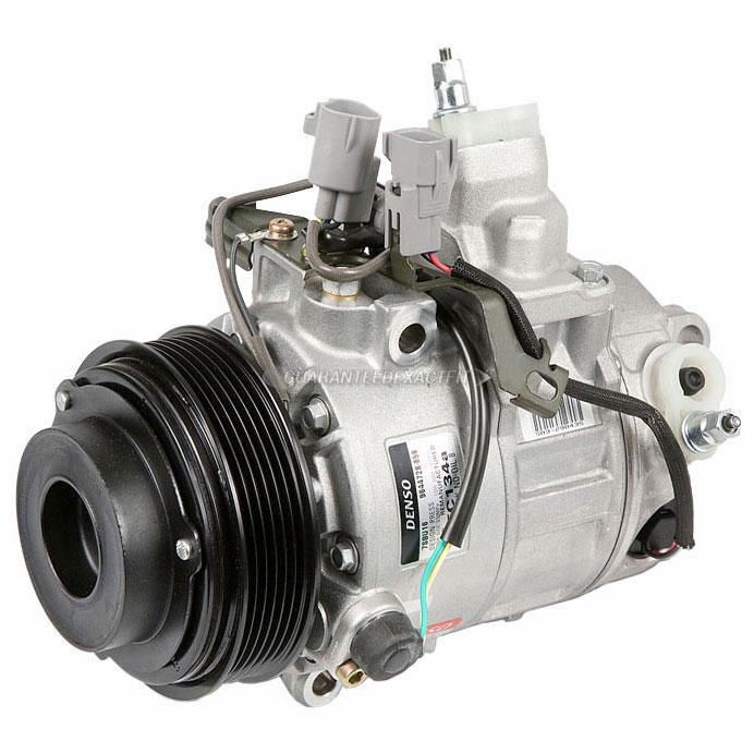 Lexus LS400 New xSTOREx Compressor w Clutch