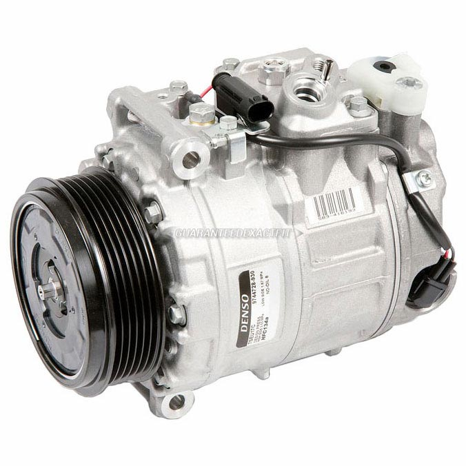 Mercedes_Benz GL320 New OEM Compressor w Clutch