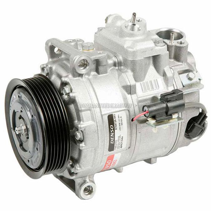 Land_Rover LR3 New OEM Compressor w Clutch