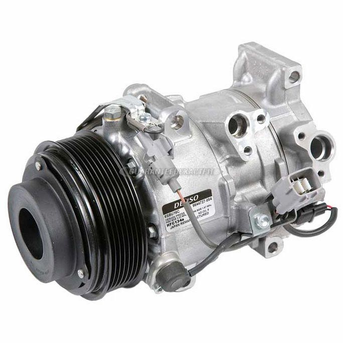 Lexus IS250 New xSTOREx Compressor w Clutch
