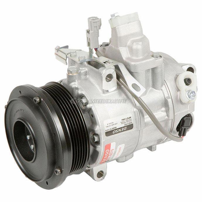 A/C Compressor 60-02373 NC