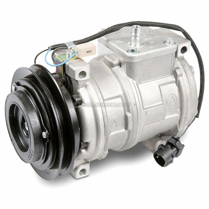 BMW 735 New OEM Compressor w Clutch