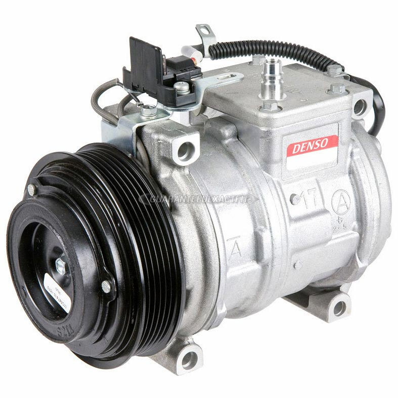 Mercedes_Benz 350SDL New OEM Compressor w Clutch