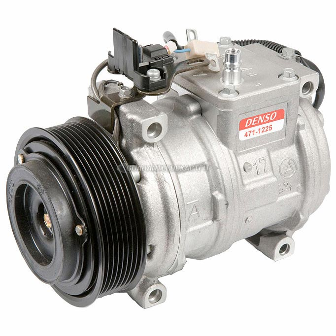 2004 Mercedes Benz S600 AC Compressor