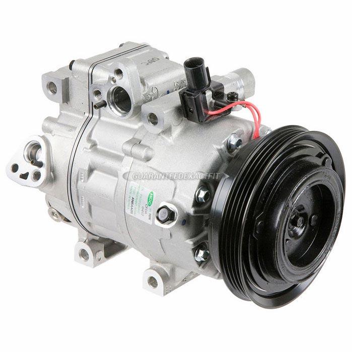 Hyundai Elantra Extended Warranty: 2011 Hyundai Elantra A/C Compressor 2.0L Engine