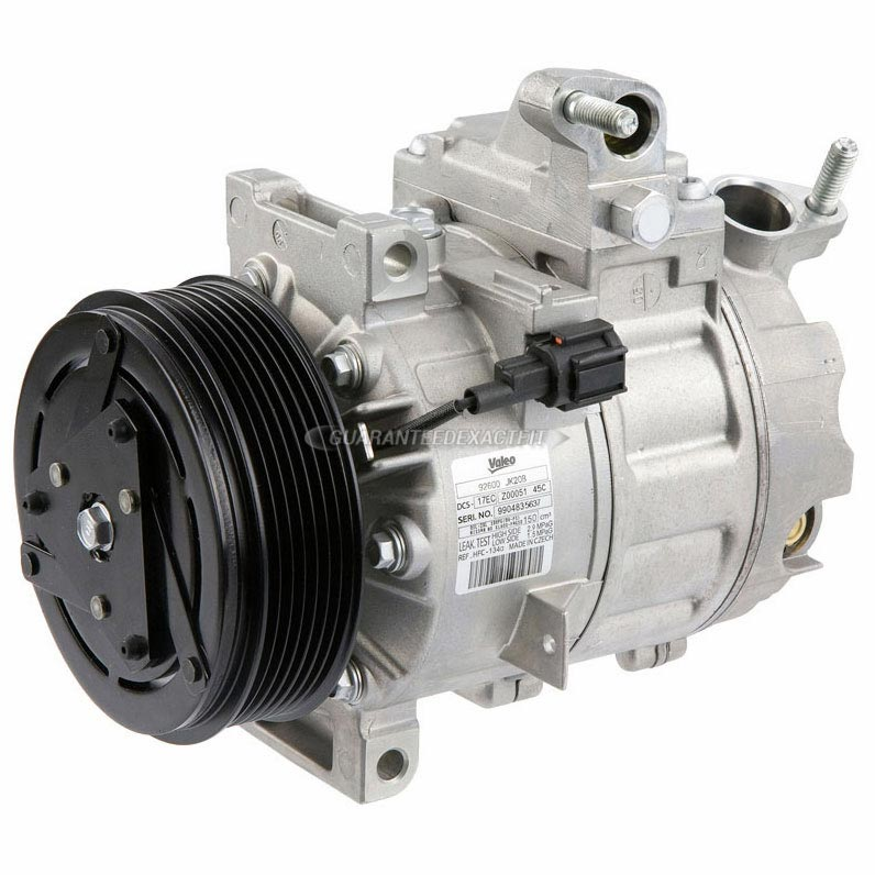 Nissan 350Z New xSTOREx Compressor w Clutch