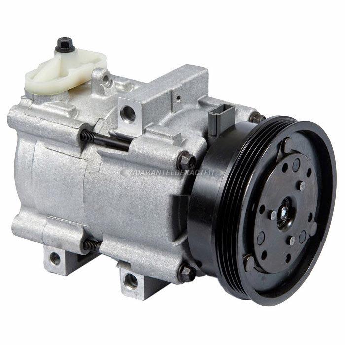 Hyundai Accent AC Compressor