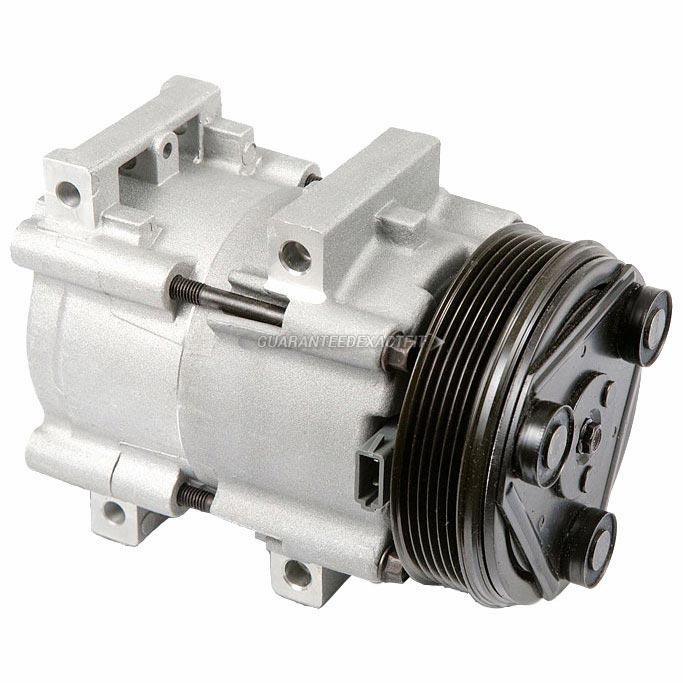 Mazda B-Series Truck AC Compressor
