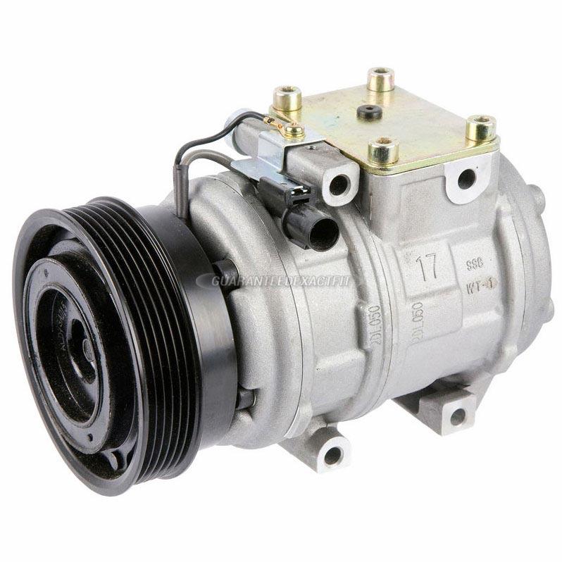 2009 Kia Rondo A/C Compressor 2.4L Engine With 10PA