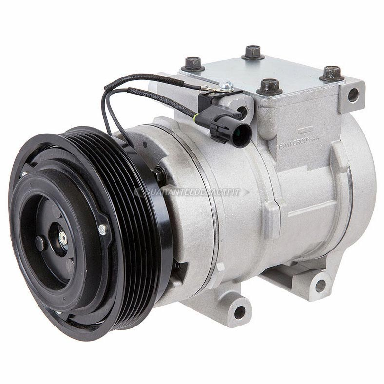 Hyundai Genesis Coupe New OEM Compressor w Clutch