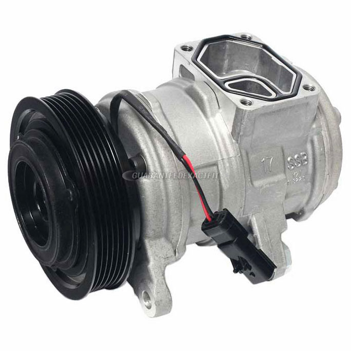 1992-2015 Jeep Grand Cherokee AC Compressor