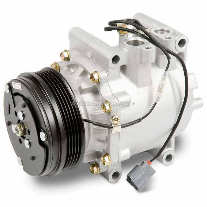 2006-2011 Honda Fit AC Compressor