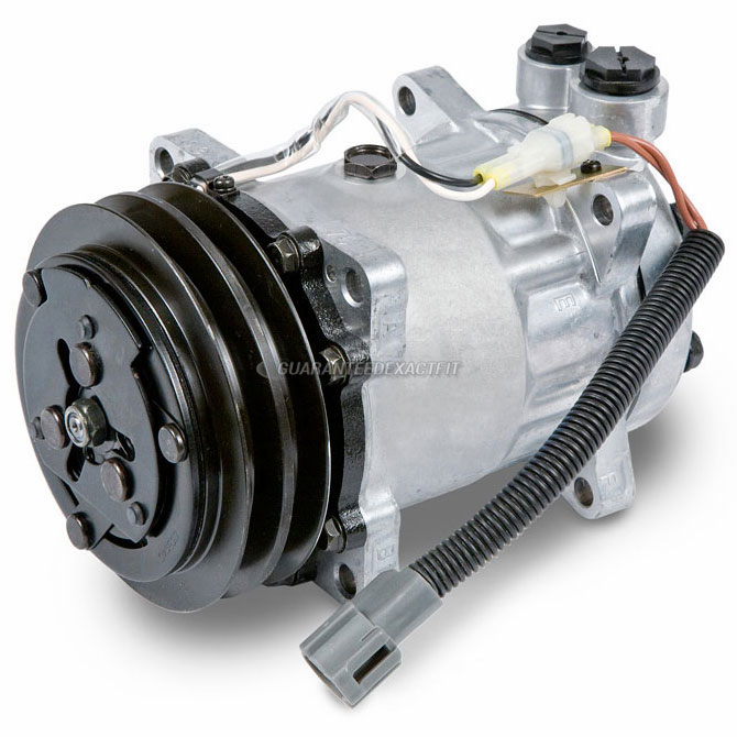 Sterling Heavy Duty Truck AC Compressor Parts, View Online Part Sale on