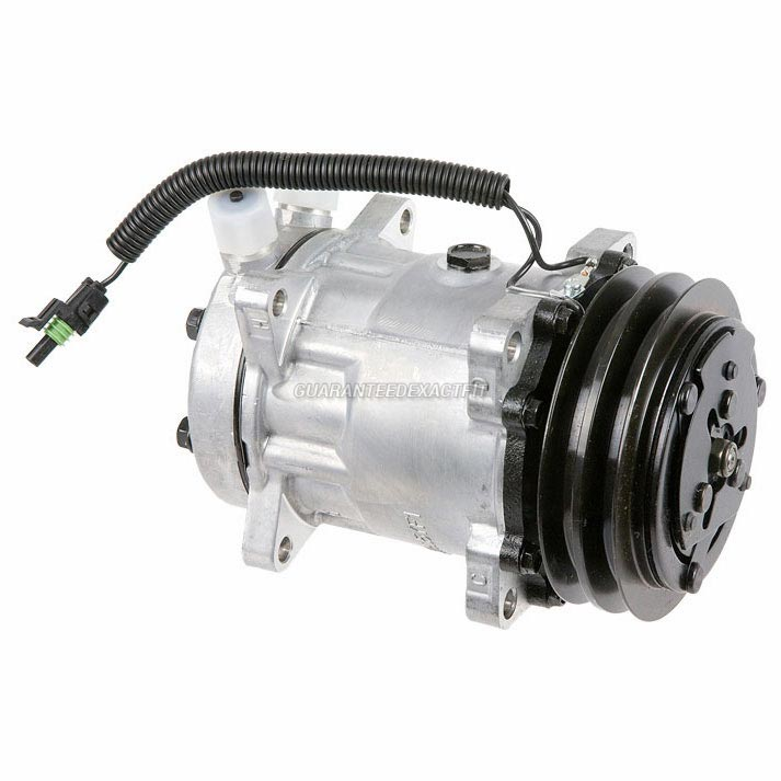 Mack All Models AC Compressor
