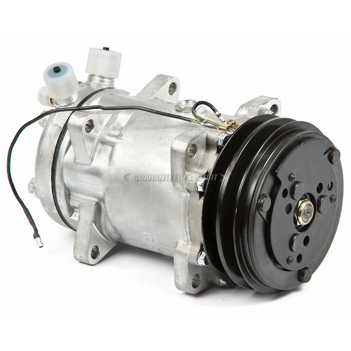 Volvo 740 New xSTOREx Compressor w Clutch