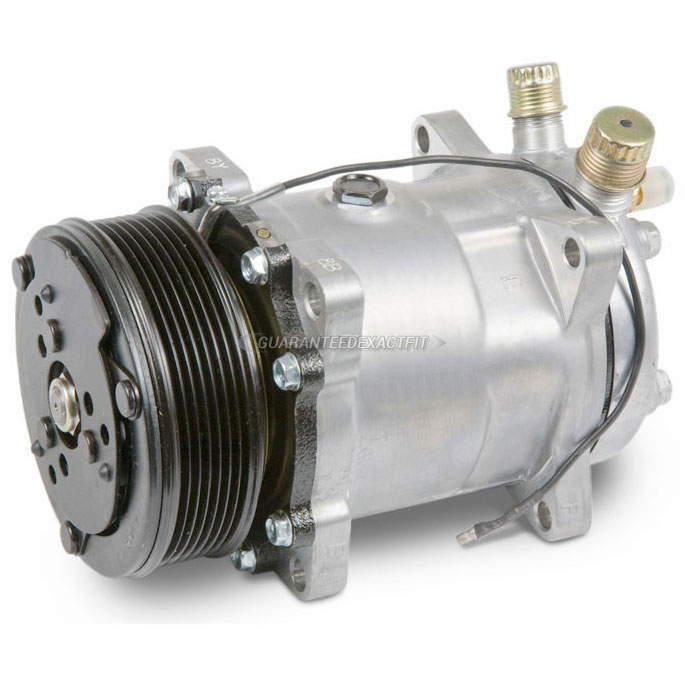 Ford EXP New xSTOREx Compressor w Clutch
