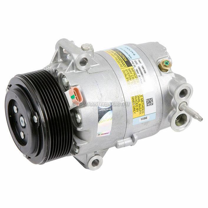 2009 Cadillac Xlr Camshaft: 2009 Cadillac XLR A/C Compressor 4.4L Engine 60-01952 NC