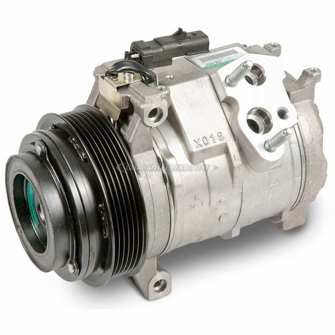 Chrysler Pacifica New OEM Compressor w Clutch