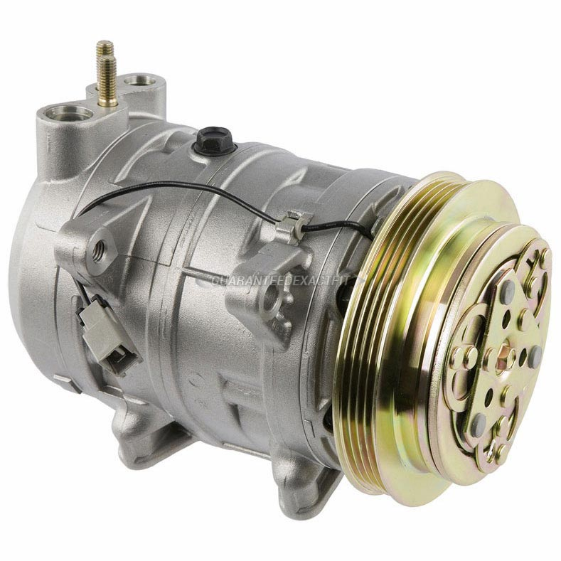 Infiniti M30 Remanufactured Compressor w Clutch
