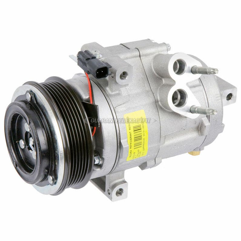Lincoln MKS AC Compressor