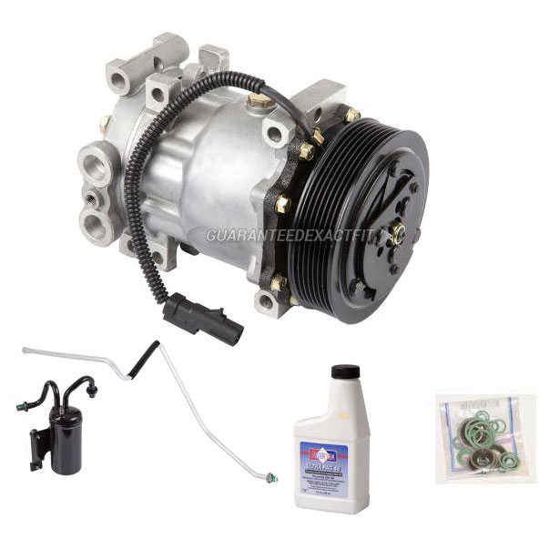 Dodge Pick-up Truck A/C Compressor and Components Kit