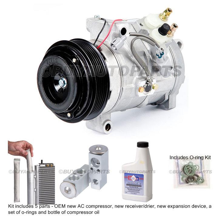 Lexus GX470 A/C Compressor and Components Kit