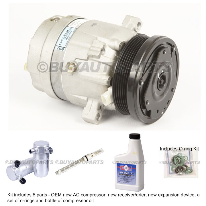 Chevrolet Lumina A/C Compressor and Components Kit