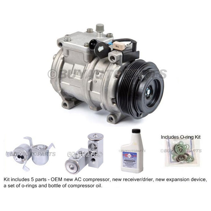 BMW 323is A/C Compressor and Components Kit