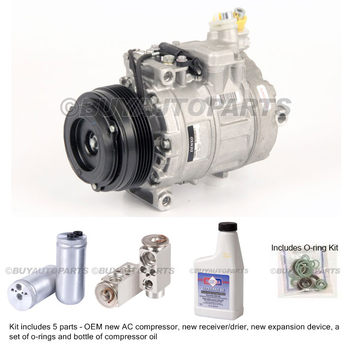 A/C Compressor and Components Kit 60-83216 RN