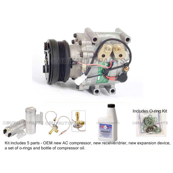 A/C Compressor and Components Kit 60-83255 RN