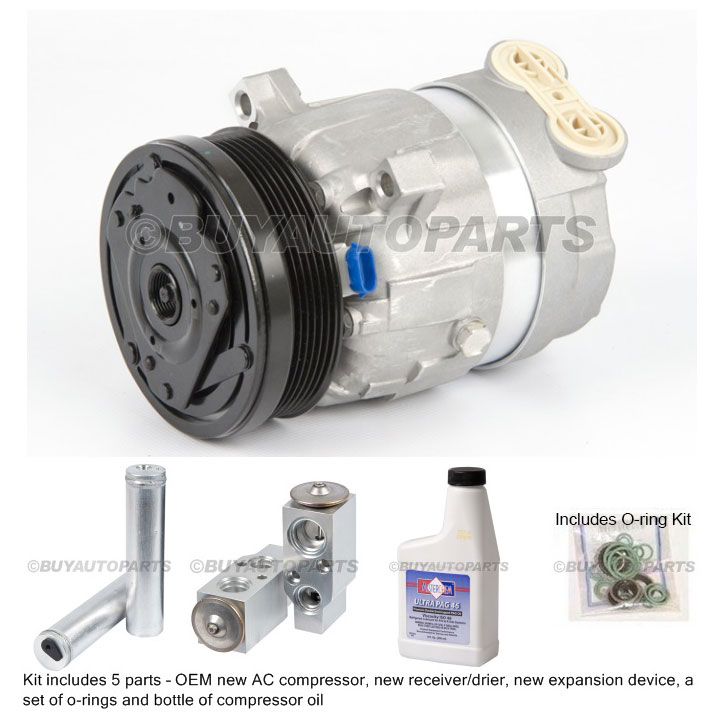 A/C Compressor and Components Kit 60-83325 RN