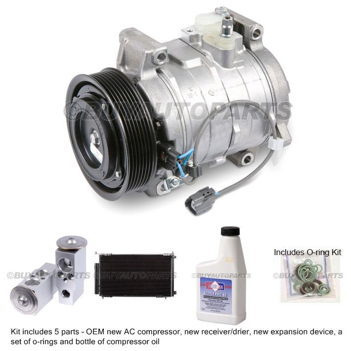 2011 Honda Element A C Compressor And Components Kit All Models 60 83358 R5