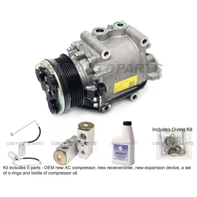 A/C Compressor and Components Kit 60-83426 RN