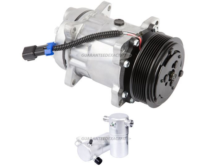 Chevrolet Kodiak A/C Compressor and Components Kit