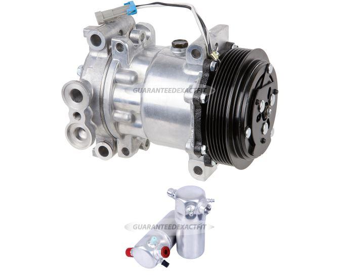 Oldsmobile Bravada A/C Compressor and Components Kit