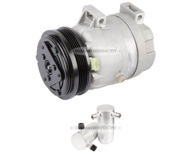 Chevrolet Cavalier A/C Compressor and Components Kit