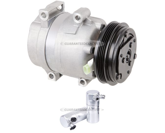 Chevrolet Corvette A/C Compressor and Components Kit