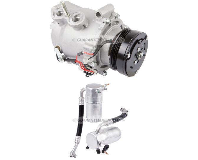 Chevrolet Trailblazer A/C Compressor and Components Kit