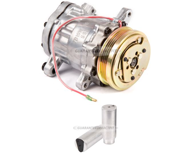 GEO Metro A/C Compressor and Components Kit