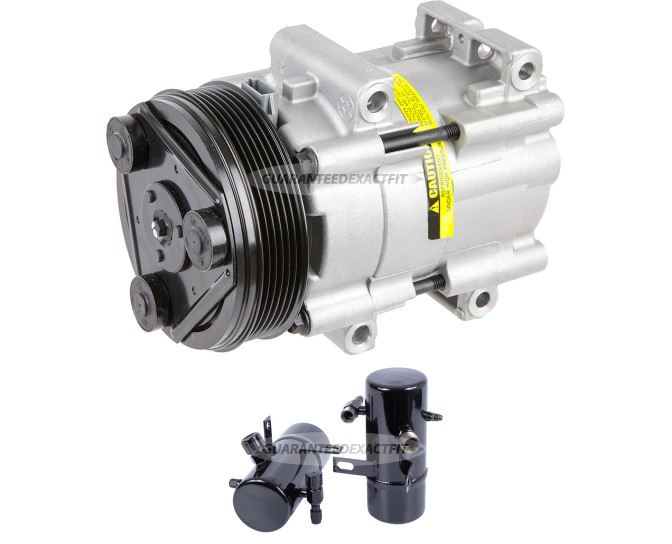 Ford Bronco A/C Compressor and Components Kit