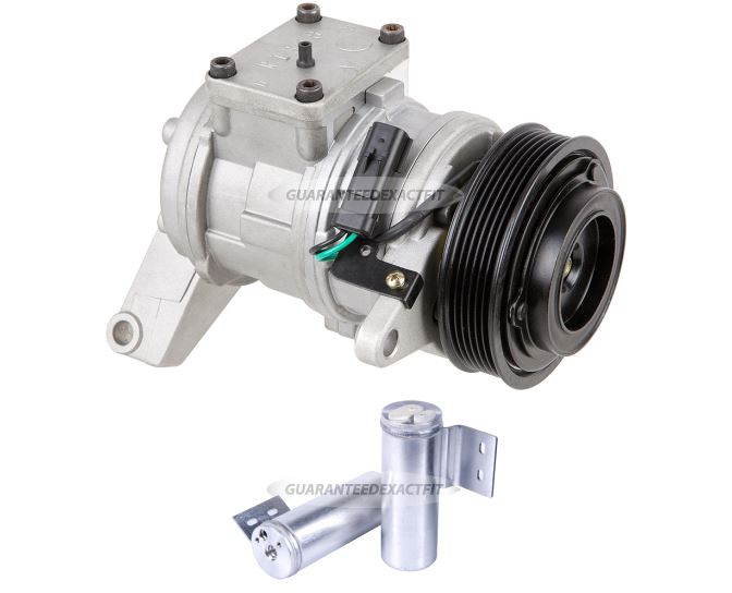 Plymouth Grand Voyager A/C Compressor and Components Kit