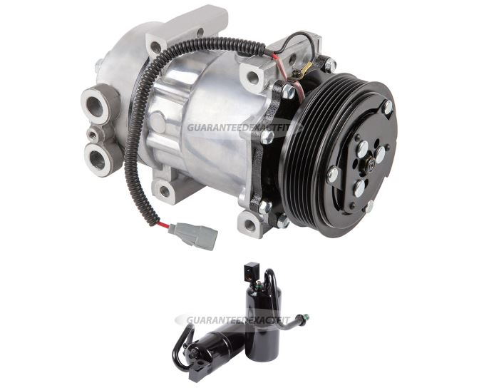 Jeep Cherokee A/C Compressor and Components Kit