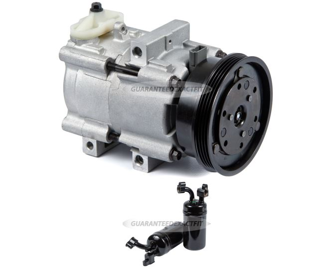 Hyundai Sonata A/C Compressor and Components Kit