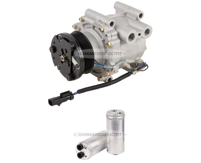 A/C Compressor and Components Kit 60-86277 R2
