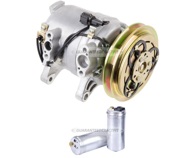 A/C Compressor and Components Kit 60-86278 R2