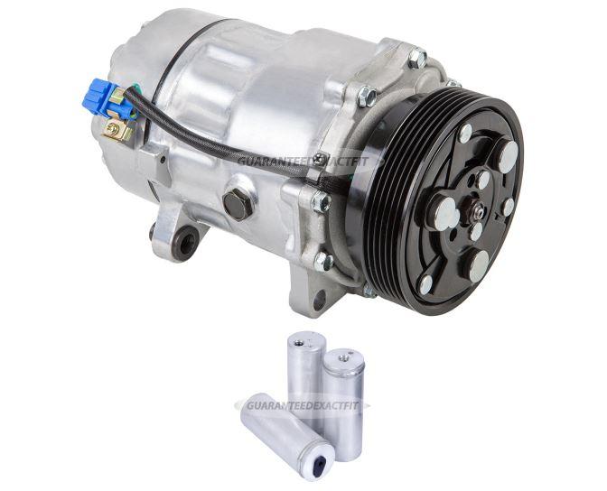Audi TT A/C Compressor and Components Kit