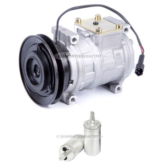 Plymouth Neon A/C Compressor and Components Kit
