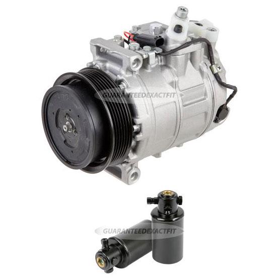Mercedes_Benz G500 A/C Compressor and Components Kit
