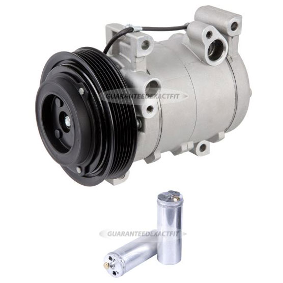 Isuzu Amigo A/C Compressor and Components Kit
